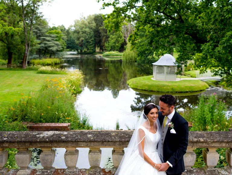 Longstowe Hall Weddings - image: Laura Lees